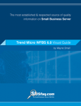 Trend Micro WFBS 6.0 Visual Guide now available