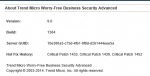 Trend Micro WFBS 9.0 Patches